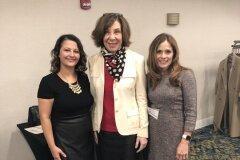 November 14, 2019 - Senator Iovino attends the Peters Chamber of Commerce's Women In Politics Panel