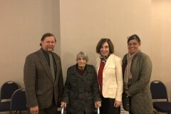 November 14, 2019 - Senator Iovino at ACA Health Insurance Enrollment Event in Whitehall co-hosted with Rep. Bill Kortz