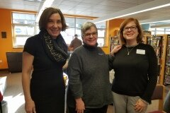 January 21, 2020 - Senator Iovino hosts Mobile Office Hours at the Whitehall Public Library