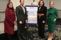 February 11, 2020 - Senator Iovino attending the South West Communities Chamber Of Commerce 2020 Legislative Forecast as a guest speaker