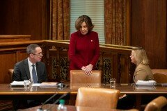 February 20, 2020 - Senator Iovino participating in the Senate Appropriations PA Budget hearing for Pennsylvania's State System of Higher Education