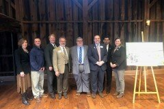 October 18, 2019- Senator Iovino attends the Pittsburgh Botanic Garden Legislative Breakfast with other area legislators.