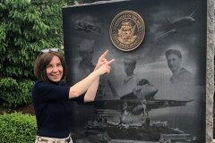 May  18, 2019: Senator Pam Iovino attends the Upper St. Clair Community Day on Armed Forces Day. ‬