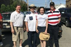 July 4, 2019 - Senator Iovino at the Brentwood July 4th Parade